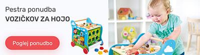 Vlakec-Lesene igrače
